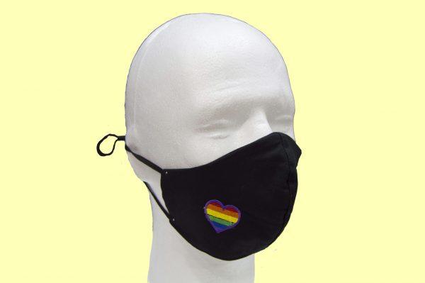 mascarilla higiénica reutilizable Orgullo LGTBI
