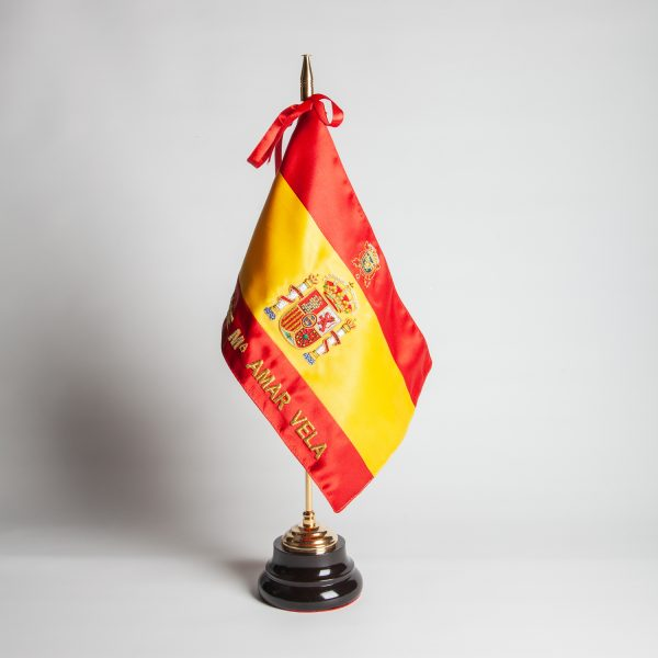 bandera-sobremesa-españa-personalizada